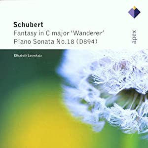 Schubert : Wanderer Fantasy & Piano Sonata No.18  -  Apex