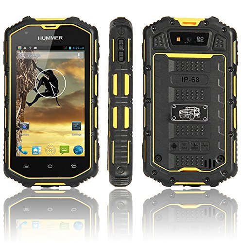 Hummer H5 3g Smartphone 40 Capacitive Screen Photo