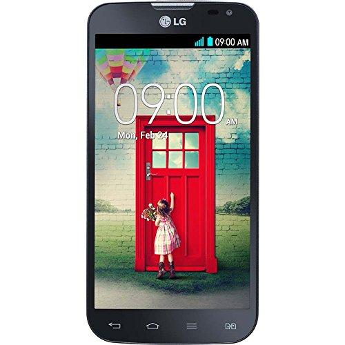 LG L90 D410 3G Smartphone UNLOCKED (Array: 4,7 Zoll, 8 GB, Dual-SIM, Android) schwarz