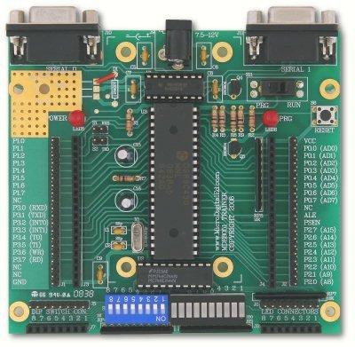 8051烧录器电路图