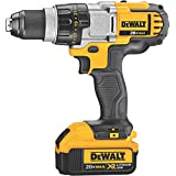 DEWALT DCD980M2 20V Max XR Li-Ion Premium 3-Speed Drill/Driver Kit
