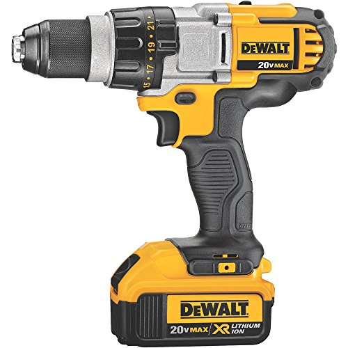 DEWALT-DCD980M2-20V-MAX-XR-Li-Ion-Premium-3-Speed-DrillDriver-Kit