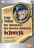 DVD Cover 'Die Abenteuer des braven Soldat Schwejk [4 DVDs]