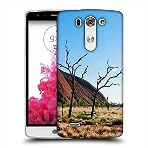 Snoogg Tree Without Leaves Designer Protective Phone Back Case Cover For LG G3 BEAT