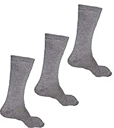 Alfa Thermal Premium Socks For Men - Pack Of 3(Assorted Color)
