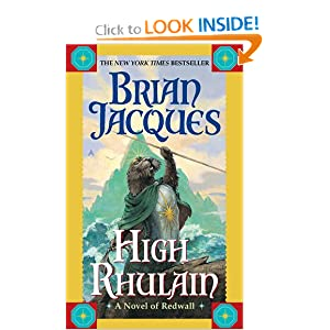High Rhulain (Redwall) by