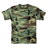 Camouflage T-shirt for Kids