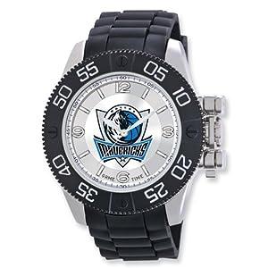 Mens NBA Dallas Mavericks Beast Watch by Jewelry Adviser Nba Watches