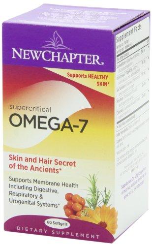 New Chapter Omega 7超临界保护配方(抗氧化/修复器官粘膜/美容)图片