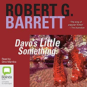 Davo's Little Something Hörbuch