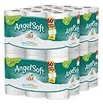 Angel Soft Bath Tissue, 48 Double Rol...