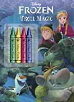 Troll Magic (Disney Frozen) (Color Plus Chunky Crayons)