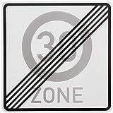 Geschenkidee lustige Geschenke - ORIGINAL Verkehrszeichen * ENDE 30 Zone * f�r 40 Geburtstag Geschenk Verkehrsschild Schild Strassenschild Stra�enzeichen Geburtstagsschild Schilder mit RAL G�tezeichen