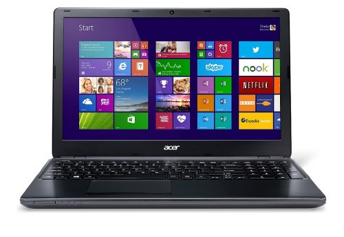 Acer Aspire E1-522 15.6-inch Laptop (AMD E2-3800 1.3GHz, 4GB RAM, 1TB HDD, DVDML, LAN, WLAN, Webcam, Integrated Graphics, Windows 8.1)