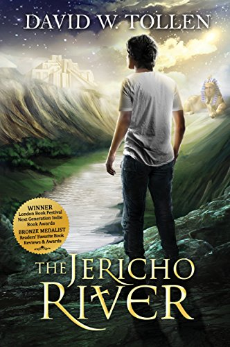 The Jericho River | freekindlefinds.blogspot.com