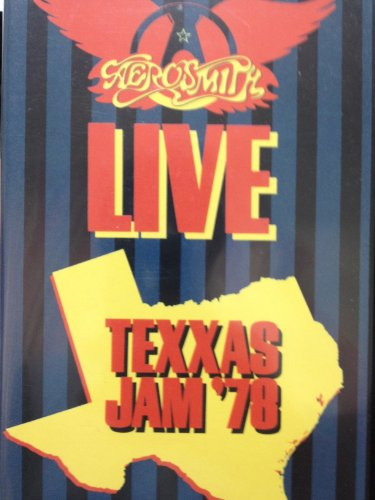 LIVE TEXXAS JAM'78 [VHS]
