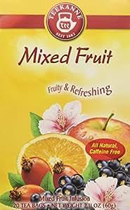 Teekanne - Mixed Fruit 1.06oz - 20 Tea Bags