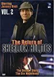The Return of Sherlock Holmes, Vol. 2 - The Second Stain & The Six Napoleons