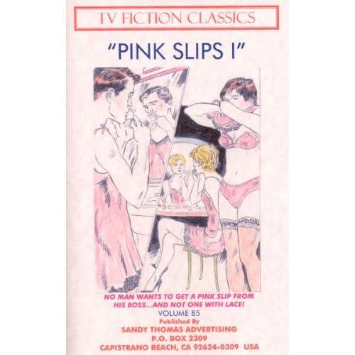 Image: PINK SLIPS I (TV FICTION CLASSICS Book 85): Sandy Thomas