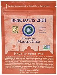 Blue Lotus Mandarin Masala Chai - .5oz Package (17 cups)