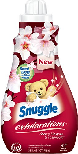 snuggle-exhilarations-concentrated-fabric-softener-liquid-cherry-blossom-charm-32-fluid-ounce