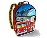 Neat-Oh! ZipBin Fire House Bring-Along Backpack