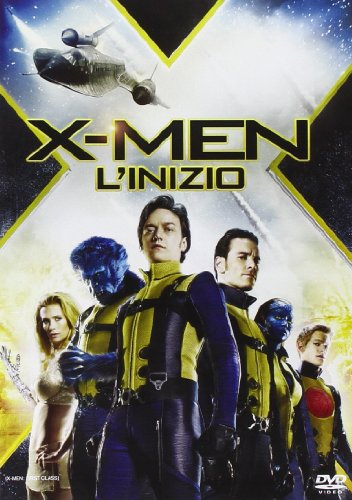 X-Men - L'Inizio [Italian Edition]