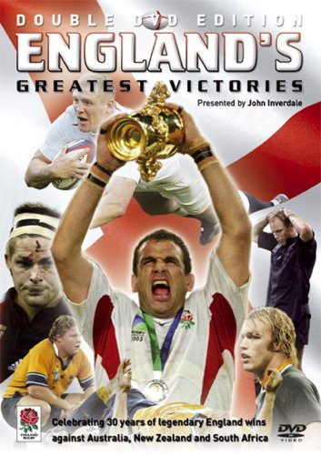 England's Greatest Victories [DVD]