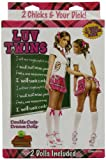 Pipedream Products, Inc. Luv Twins Double Date Love Doll