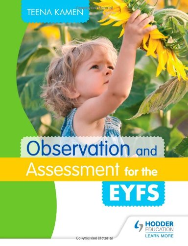 Observation & Assessment for the EYFS