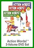 Action Words! 3 Volume Set