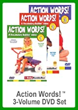 Action Words! 3 Volume Set