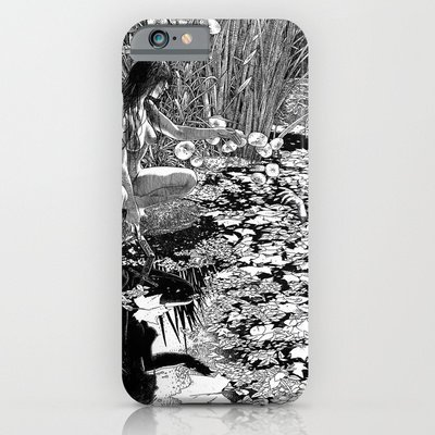Society6 - Apollonia Saintclair 534 - 20141031 La Dame Du Lacテつ。テつュ iPhone 6 Case by From Apollonia With Love by PLIAQRT [並行輸入品]