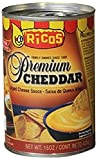 Ricos Products Condensed Cheddar Cheese Sauce, 15 Ounce
