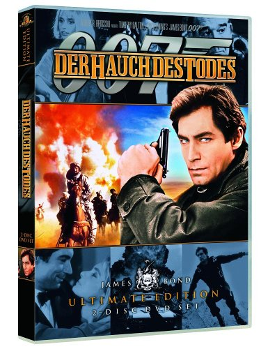 James Bond - Der Hauch des Todes [2 DVDs]