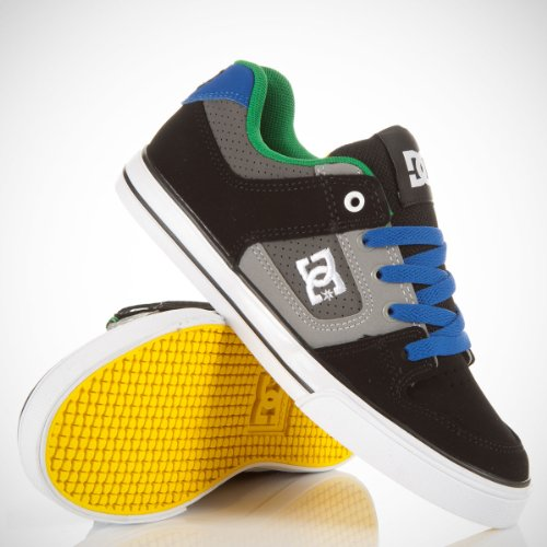 DC Shoes Kids Pure-D0301069B Fashion Sports Skate Shoe