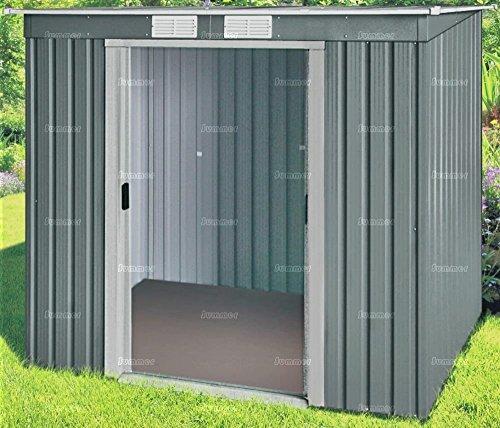 metal-shed-garden-storage-pent-roof-double-door-galvanized-steel-40-x-67