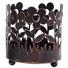 Hosley's 4.5 High Bronze Candle Sleeve