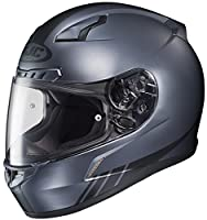 HJC CL-17 Streamline Full-Face Motorcycle Helmet (MC-5F, Large) from HJC