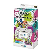 【Wii U GamePad専用】スプラトゥーン イカしたプロテクトケース for Wii U GamePad