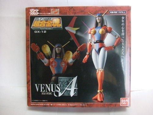 超合金魂 GX-12 ビューナスA (マジンガーZ)