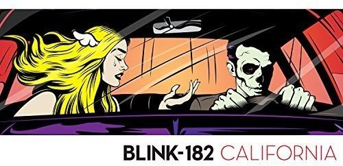 Original album cover of California [Explicit] by Blink-182
