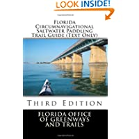 Florida Circumnavigational Saltwater Paddling Trail Guide (Text Only)