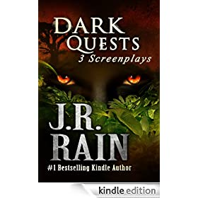 Dark Quests (Three Screenplays)
