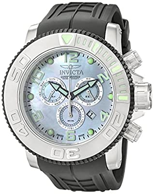 Invicta Men's 15822 Sea Hunter Analog Display Swiss Quartz Grey Watch