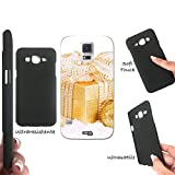 CASELABDESIGNS CASE COVER SOFT TOUCH POLYCARBONATE REGALO D'ORO FOR SAMSUNG GALAXY S5 SM-G900 PC