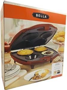 Sensio Bella 13585 4 Slot Pie Maker Red Kitchen Small Appliances Kitchen Dining