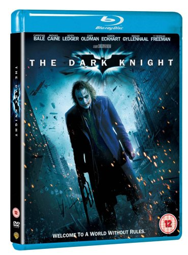 The Dark Knight [Blu-ray] [UK IMPORT]