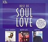 echange, troc Various Artists - Best of Soul Love: Luther Vandross/Marvin Gaye