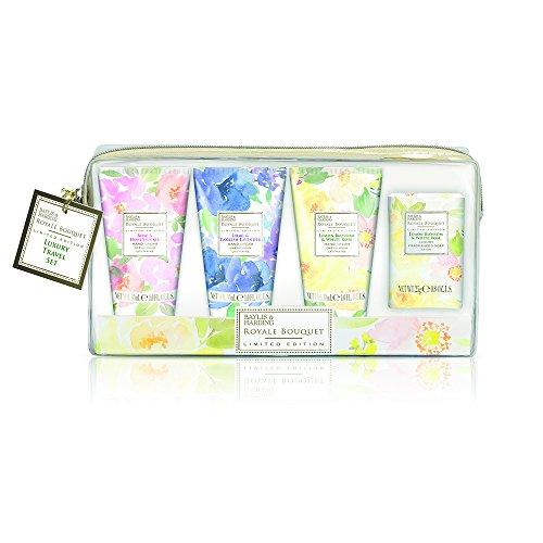 baylis-harding-bouquet-reale-30ml-insieme-doccia-gel-lozione-per-il-corpo-sapone-e-creme